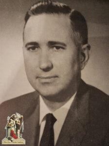 1960-1961-John W. Hack