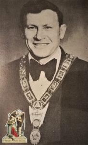1975-1976-Donald E. Friend