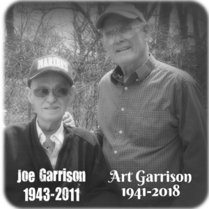Joe & Art Garrison - Heroes