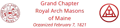 Maine Grand Chapter of Royal Arch Masons
