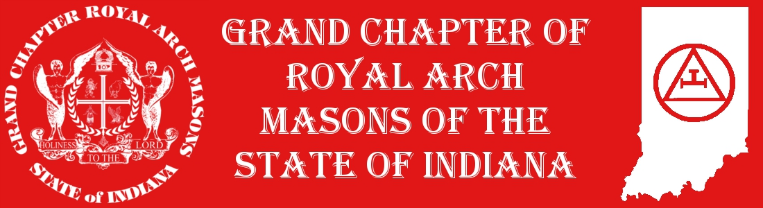 Grand Chapter Indiana Royal Arch Masons Logo