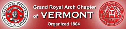 Vermont Grand Chapter of Royal Arch Masons