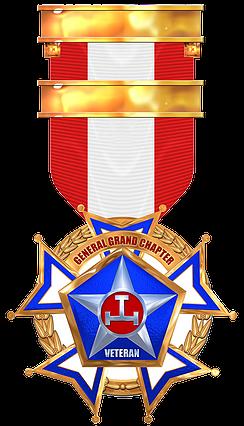 Veteran's Service Medal